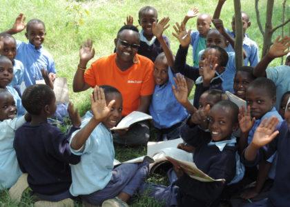 Songambele Primary School går mot en ljusare framtid!